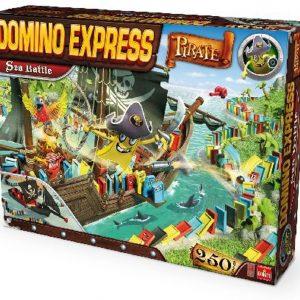 Domino Express - Pirate Sea Battle - Goliath