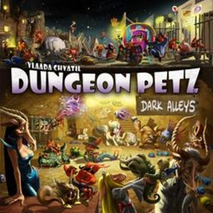 Dungeon Petz Dark Alleys