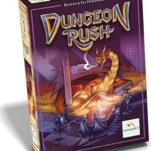 Dungeon Rush, Lautapelit Bordspel