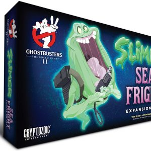 Ghostbusters II - Slimer Sea Fright