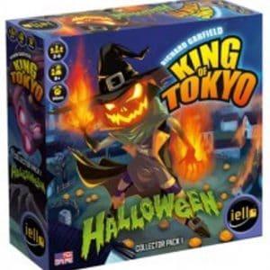 King of Tokyo Halloween - Bordspel