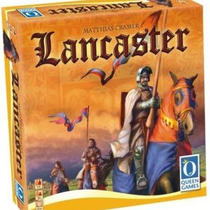 Lancaster Bordspel, Queen Games 60721, EN
