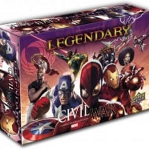 Legendary: Civil War Exp