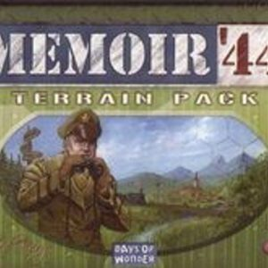 Memoir '44 - ext. 1 - New Terrains - Bordspel