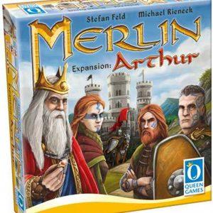 Merlin Uitbreiding Arthur