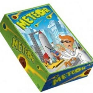 Meteor Cooperative Board Game