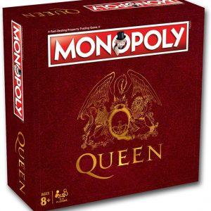 Monopoly Queen - Engelstalig Bordspel