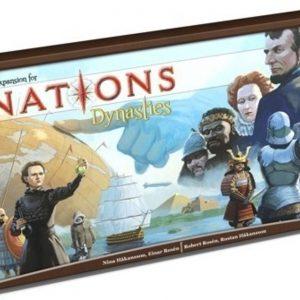 Nations Dynasties, Expansion, Lautapelit EN