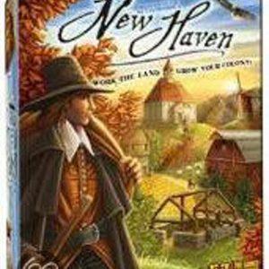 New Haven - Bordspel
