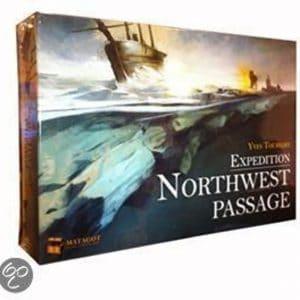 Northwest Passage - Bordspel