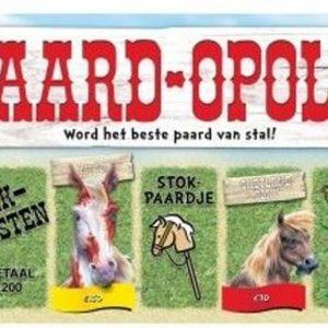 PAARD-OPOLY SPEL