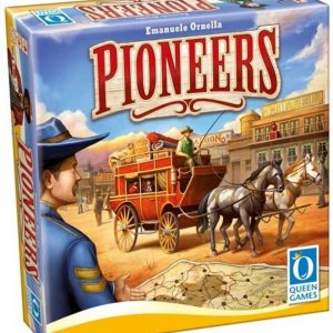 Pioneers, Queen Games