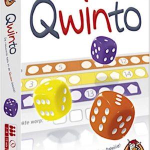 Qwinto - Dobbelspel