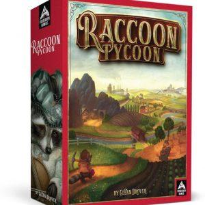 Raccoon Tycoon Premium Edition Kickstarter