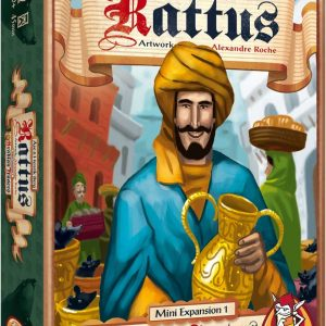 Rattus Mini Expansion 1: Arabian Traders