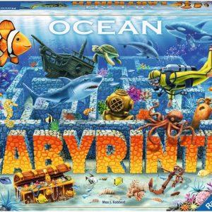 Ravensburger Ocean Labyrinth - Bordspel