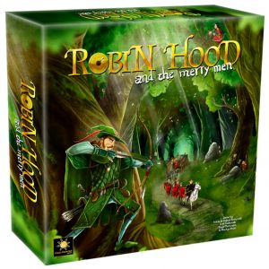 Robin Hood and the Merry Men Deluxe Edition