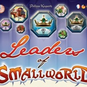 Small World Uitbreiding Leaders of Small World - Bordspel