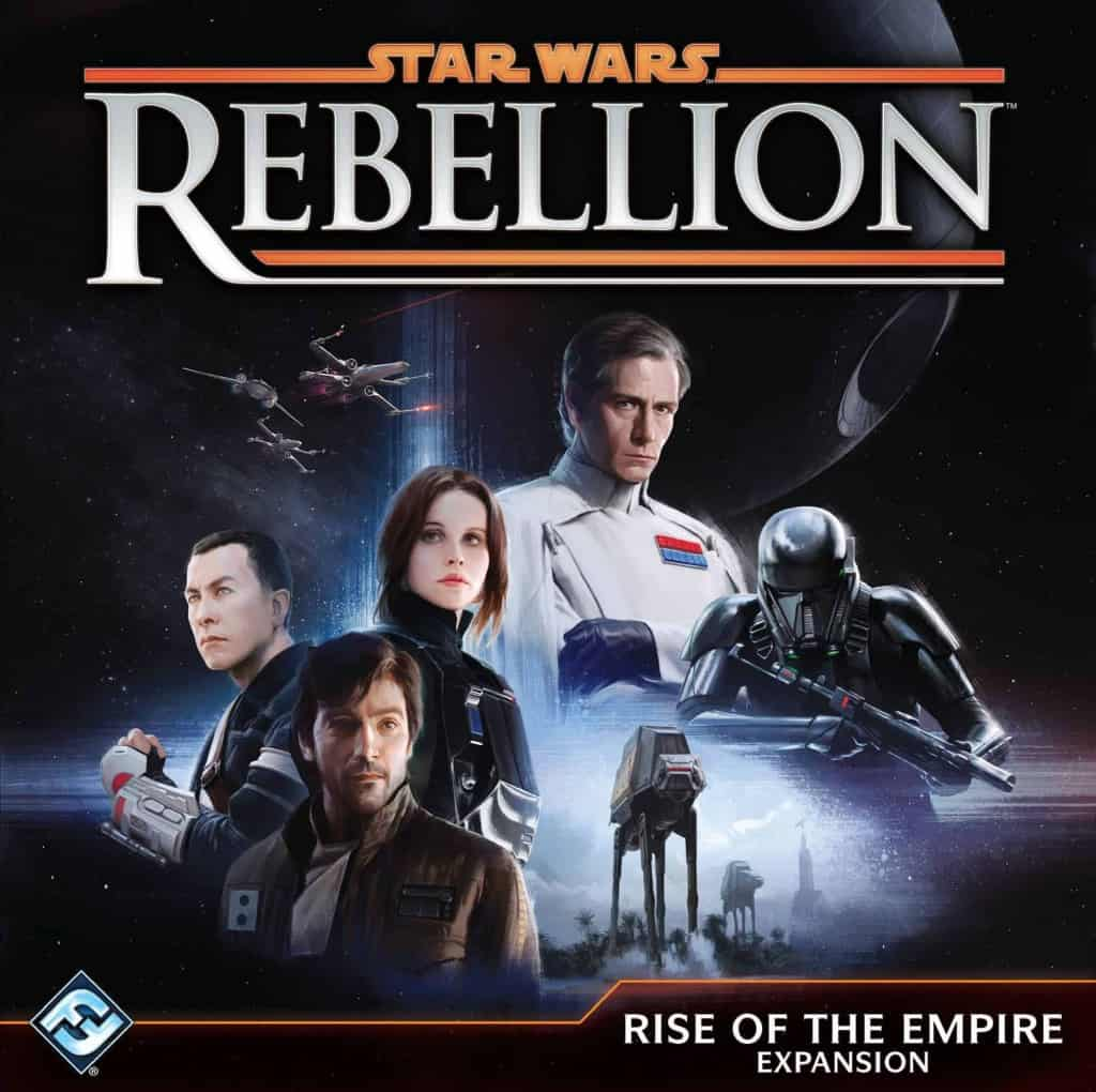 Star wars rebellion Rise of the Empire uitbreiding