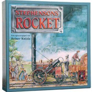 Stephenson's Rocket - Bordspel