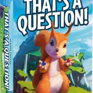 That's a Question! Partyspel (Engelstalig)