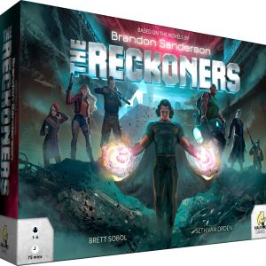 The Reckoners Epic Edition Board Game