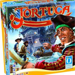 Tortuga, Dobbelspel Queen Games