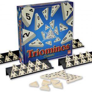 Triominos - Classic - Gezelschapsspel - Goliath