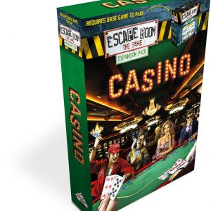 Uitbreidingsset Escape Room The Game: Casino