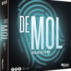 Wie is De Mol België - Bordspel