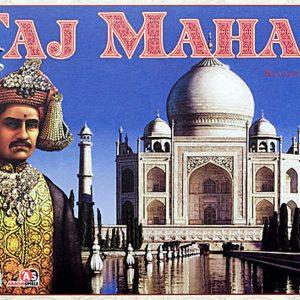 bordspel Taj Mahal
