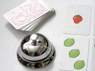 halli galli bel en speelkaarten