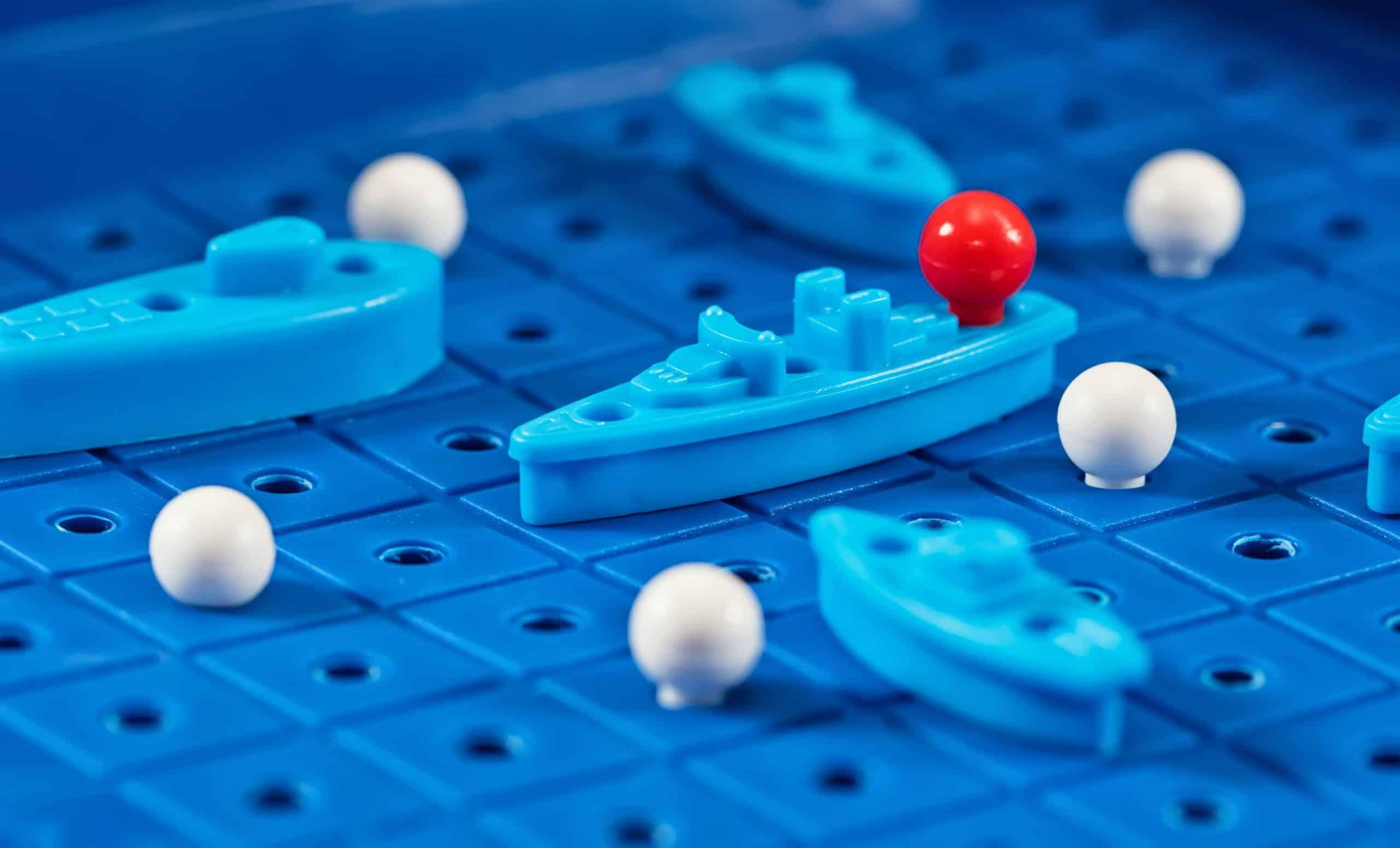 zeeslag bordspel
