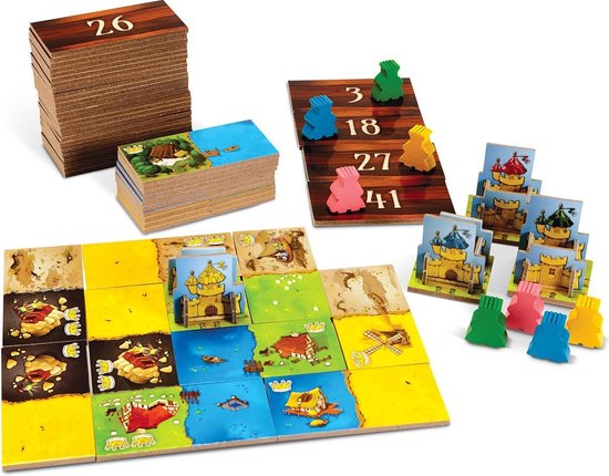 kingdomino spel