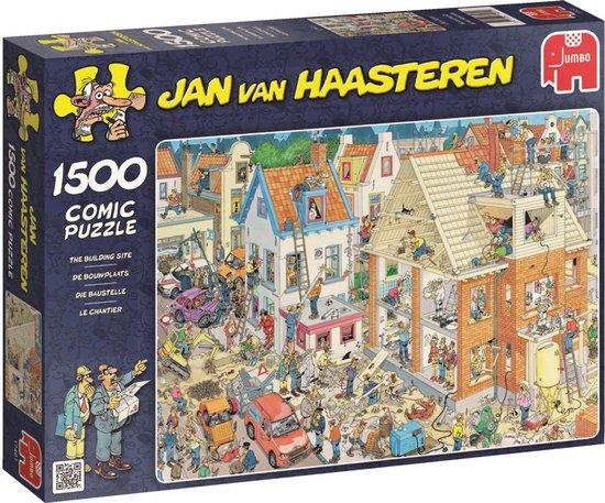 Jan van Haasteren Bouwplaats puzzel