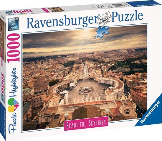 Ravensburger puzzel Rome
