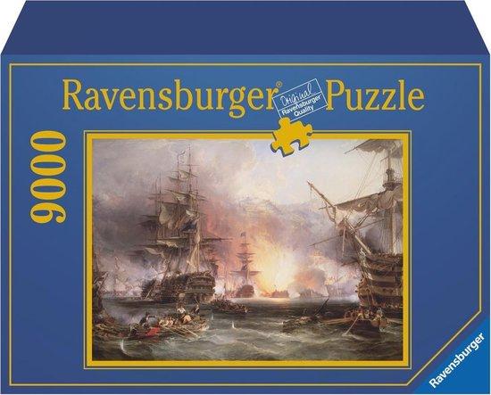 Ravensburger puzzel Bombardement Algiers - Legpuzzel - 9000 stukjes