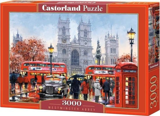 Westminster Abbey Legpuzzel 3000 stukjes