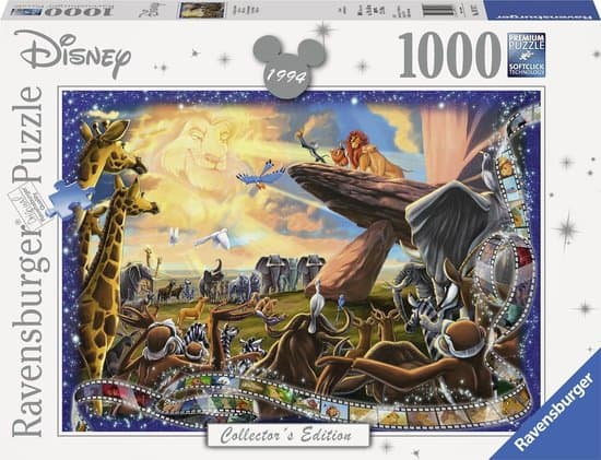 Ravensburger puzzel Disney The Lion King