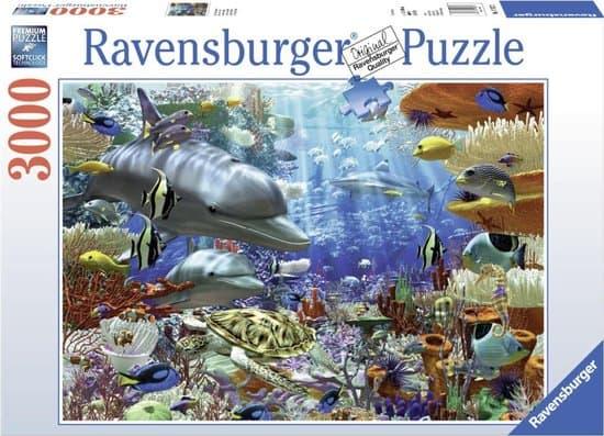 rabensburger puzzel leven onder water
